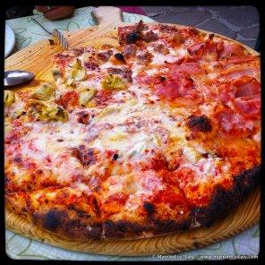 Corchia - incredible pizza pie