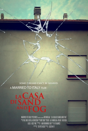 casa di sand and fog movie poster