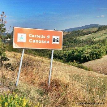 Castle of Canossa