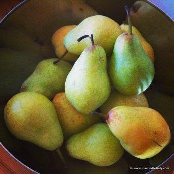 pear salad 2