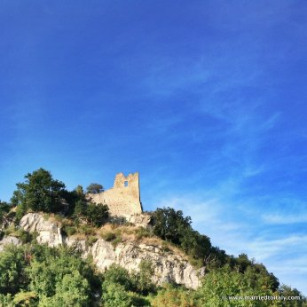 Castle of Canossa
