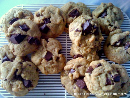 Cookies are like oxygen to me. You don't have many good photos of oxygen, do you? Stop judging.