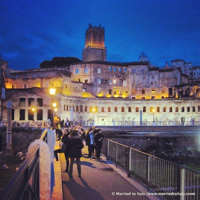 Mercato di Traiano - Roma - 2010