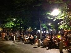 Piazza Fontanesi, Reggio Emilia