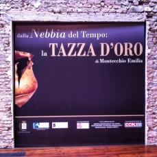 The Tazza d'Oro visits Castello di Montecchio