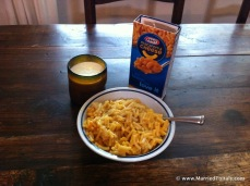 Mac n Cheese Kraft Sytle.44