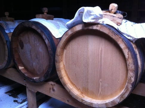 balsamic vinegar in our attic 2