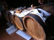 balsamic vinegar in our attic