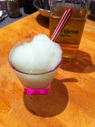 An Italian version of a margarita