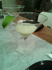 Italian margarita attempt #2